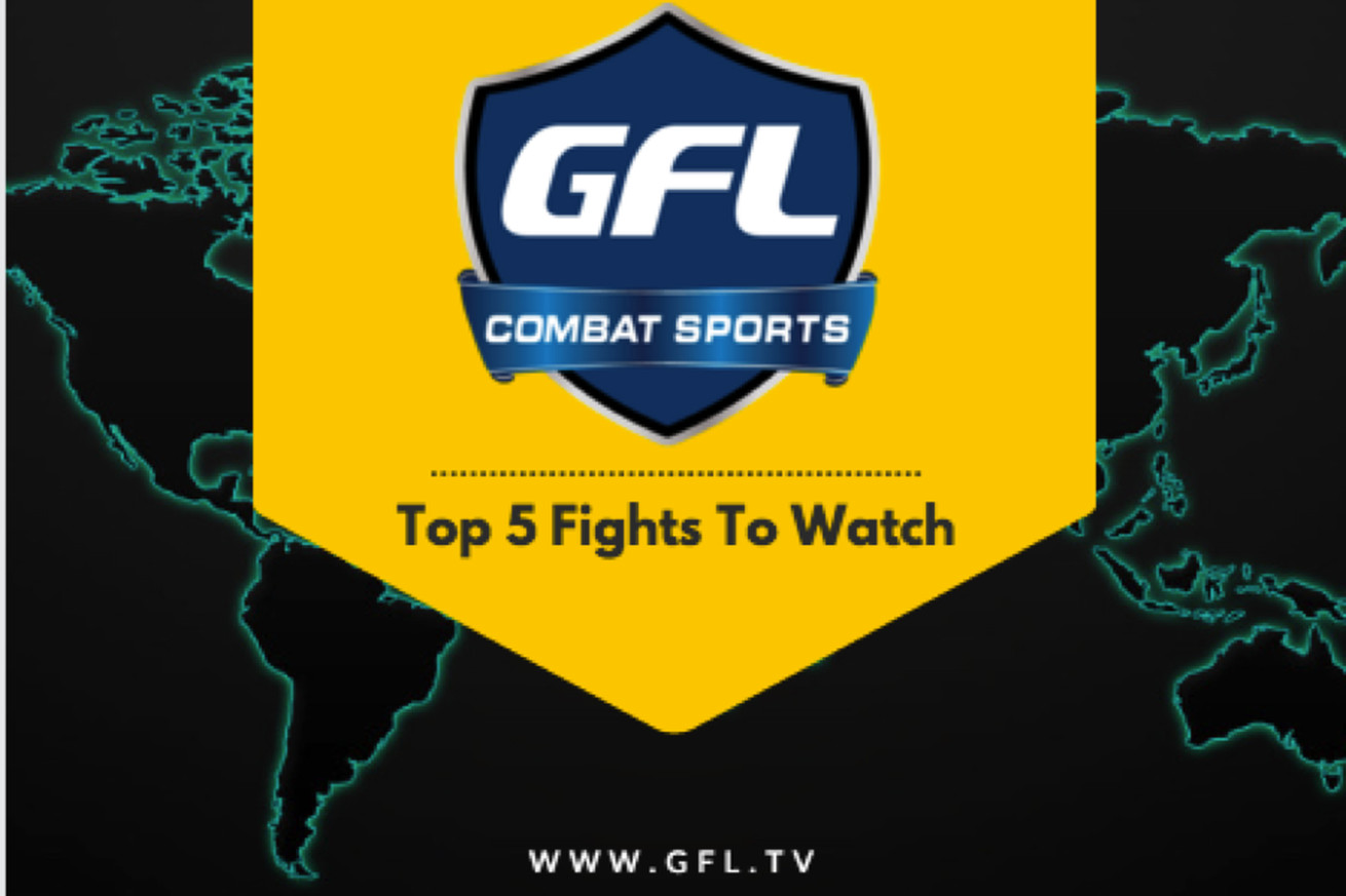community news, GFL preview: Rick Glenn, Justin Edwards featured on Go Fight Live this weekend