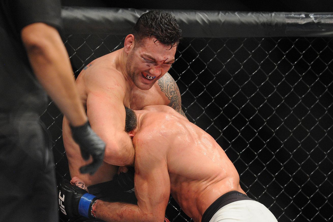 community news, UFC 199s Chris Weidman: Luke Rockhold rematch bigger than Anderson Silva fights