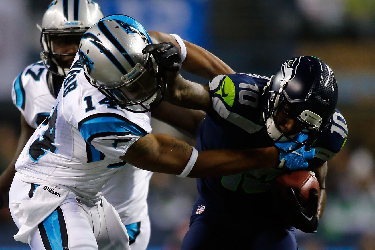 Enter the Panthers: Offensive line struggles come full circle in rematch