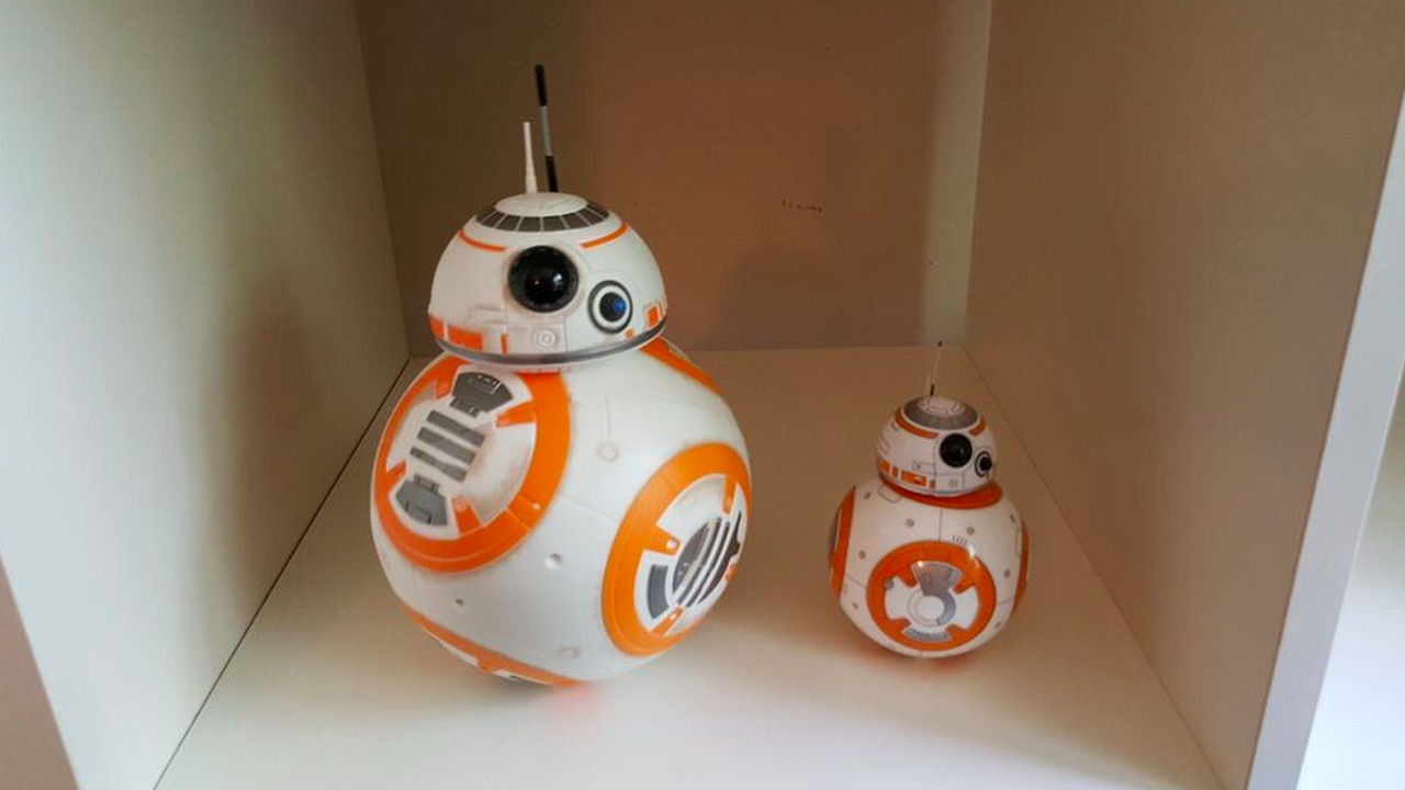 How does the $80 Star Wars BB-8 stand up to the $150 toy ...