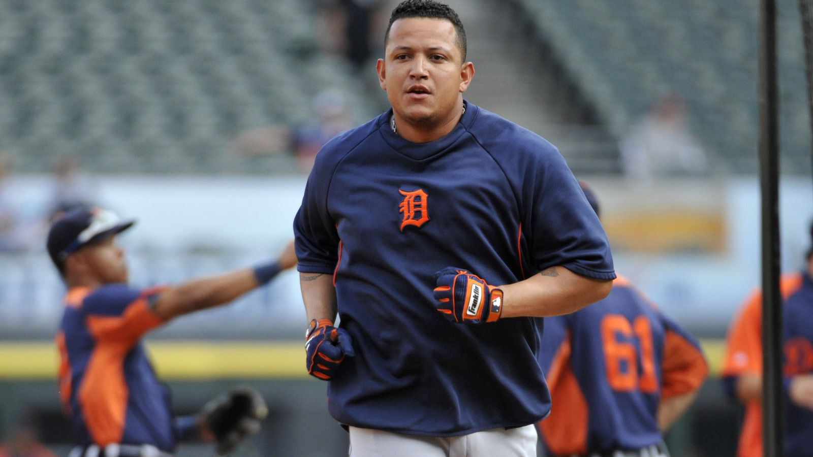 Miguel Cabrera injury: Sore hip flexor forces 3B from game ... Miguel Cabrera Muscle