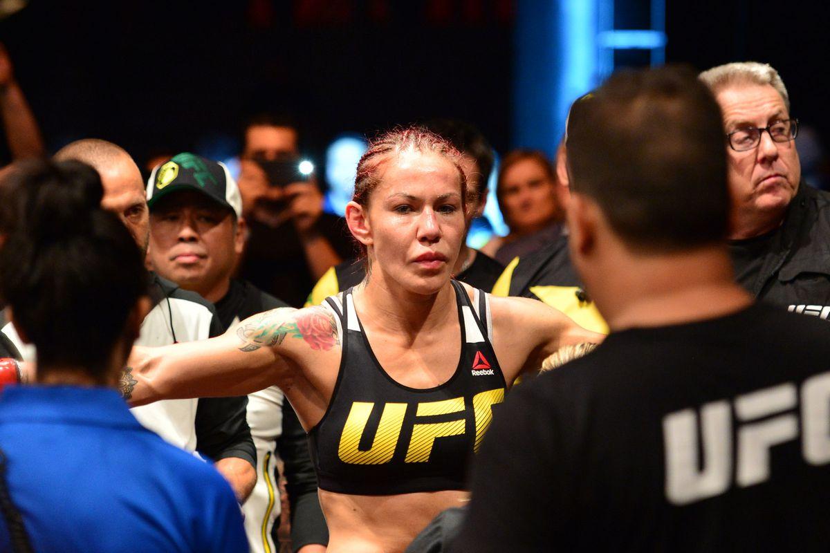 Clock ticking on Cris Cyborg's UFC contract