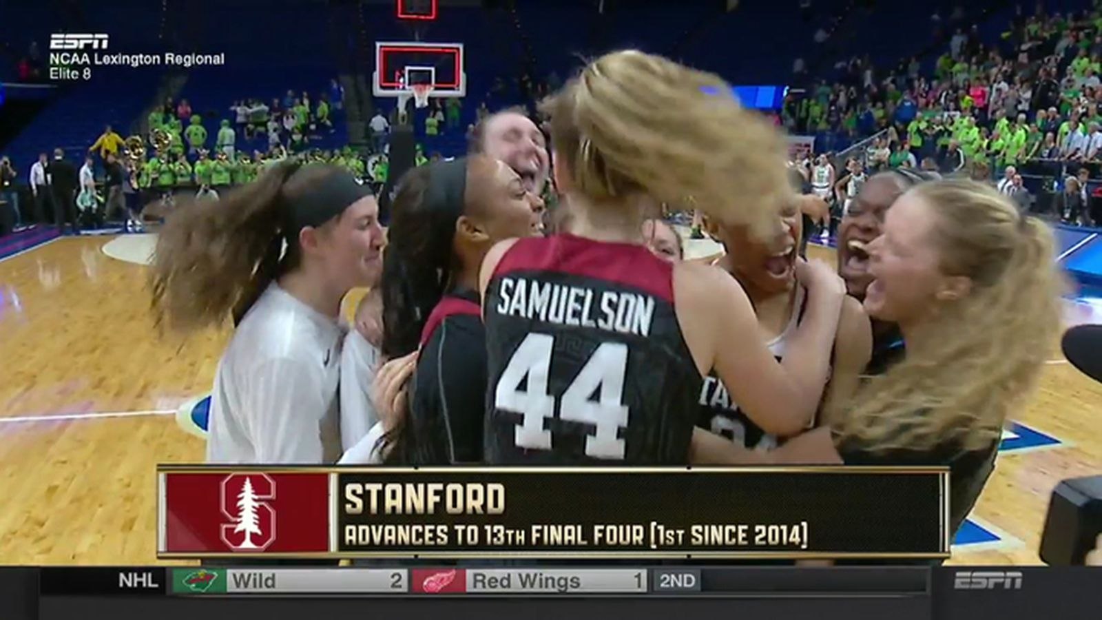 Ncaa Women S Basketball Tournament Scores Stanford