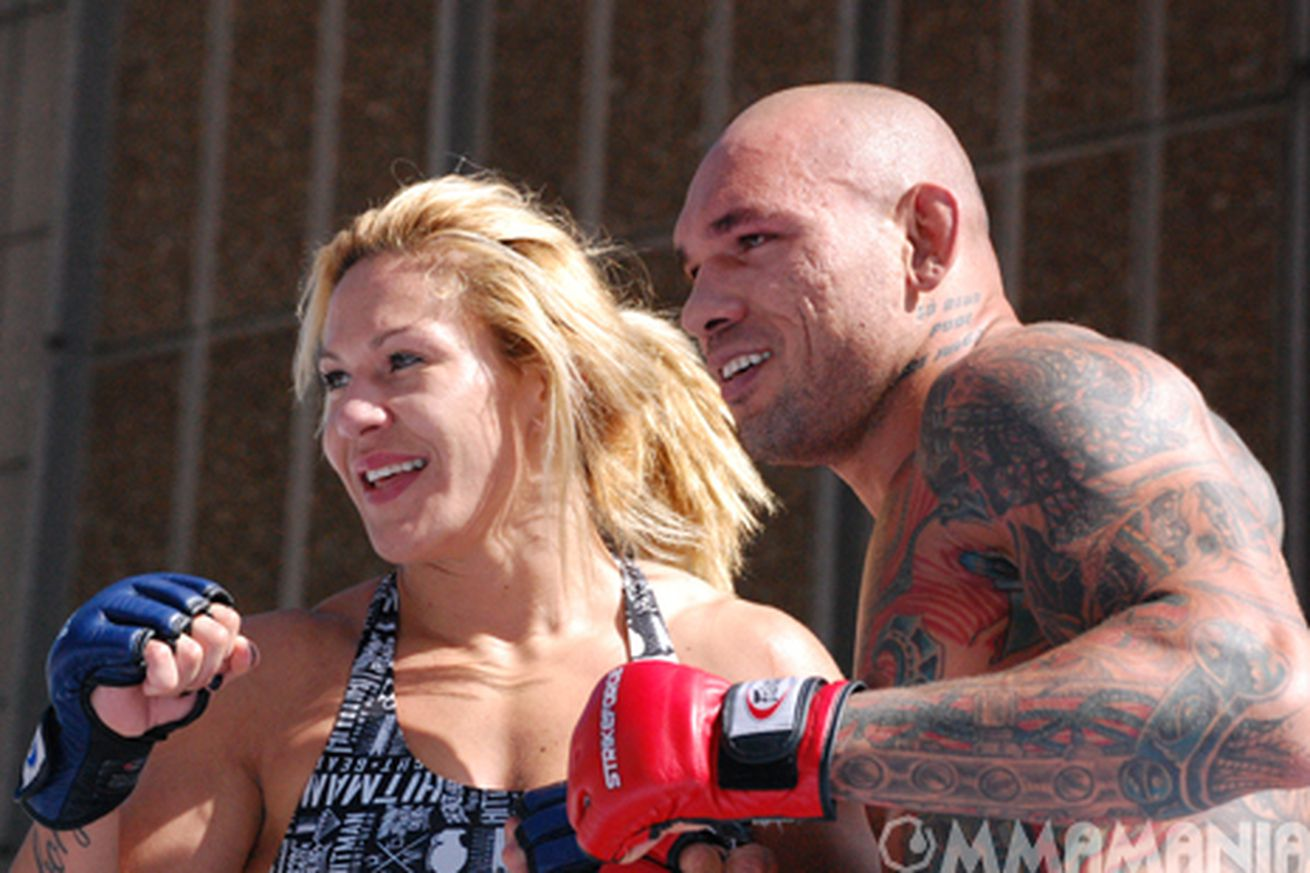 Cyborg: UFC is full of douchebags like piece of s  t Conor McGregor and fake Ronda Rousey