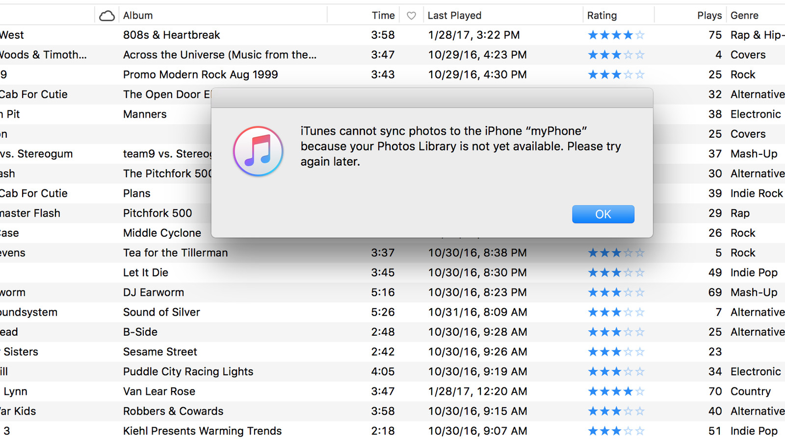 How iTunes built, and then broke, my meticulous music-listening system