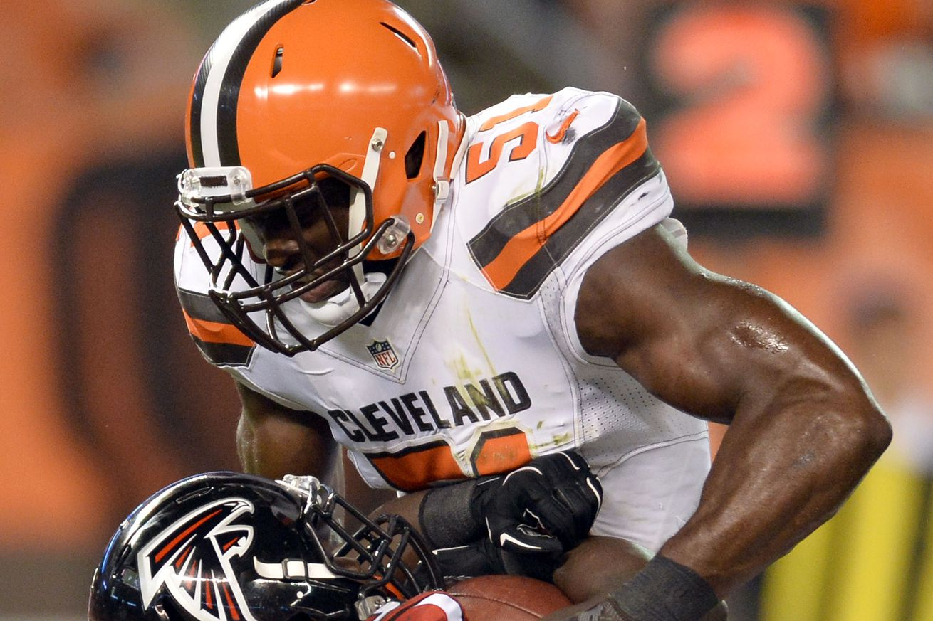 Browns trade linebacker Barkevious Mingo to Patriots