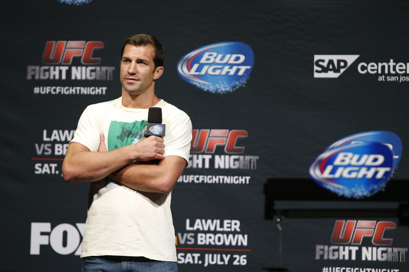 community news, Morning Report: Luke Rockhold calls out Fabricio Werdum to settle 'old beef from Strikeforce'