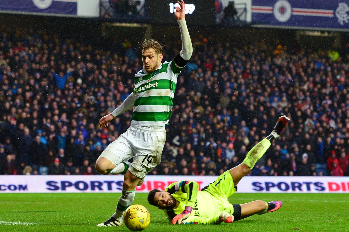 Brendan Rodgers comments on Scott Brown's importance to Celtic