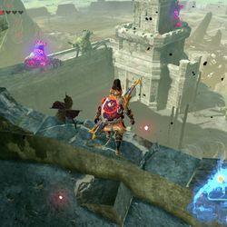 Zelda Breath Of The Wild Guide Hyrule Castle And Calamity Ganon Walkthrough Polygon