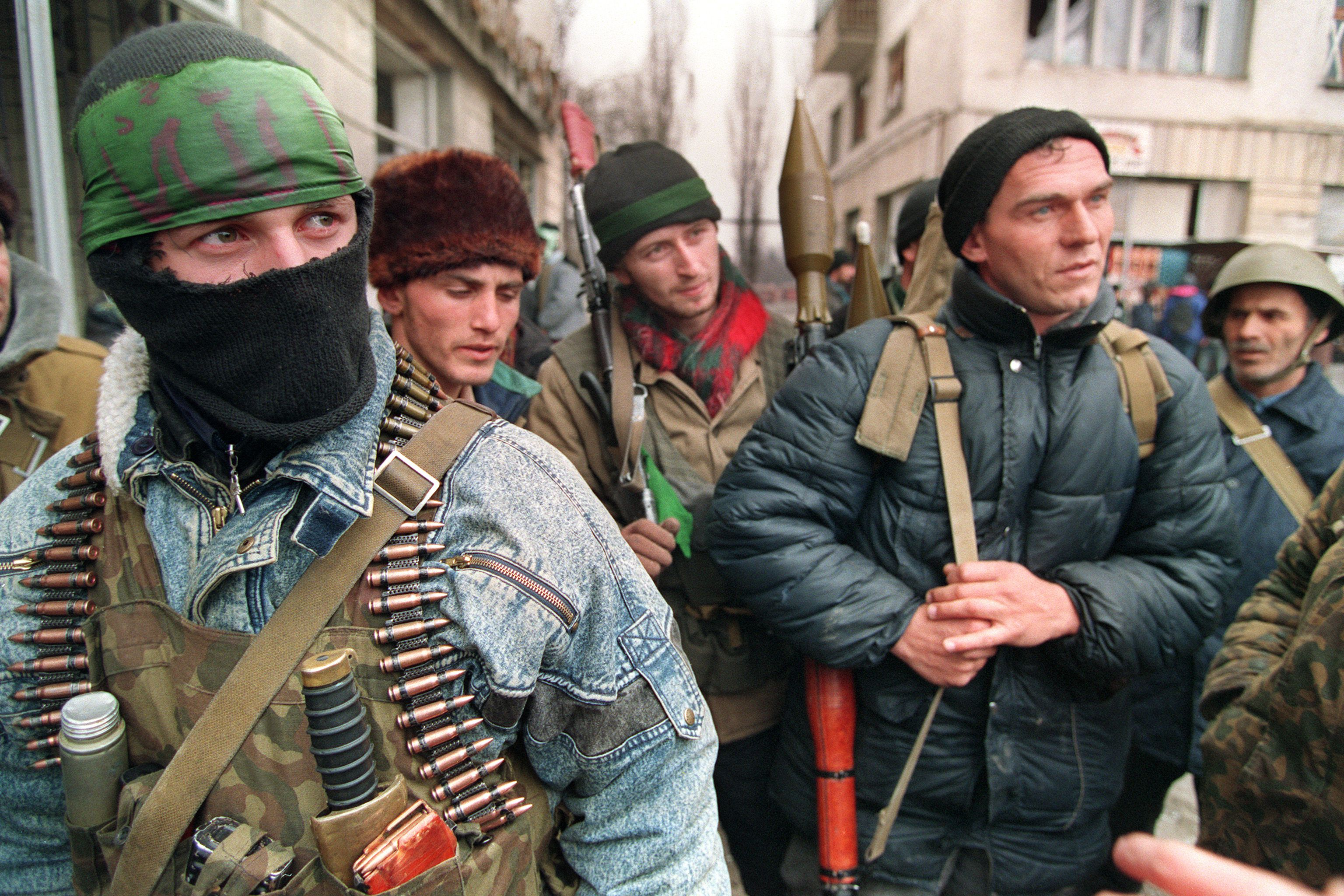 a history of the fight for the independence of chechnya The current conflict in chechnya goes back to the fall of 1991, when the tiny republic in the russian caucasus declared independence it wasn't a crazy thing to do.