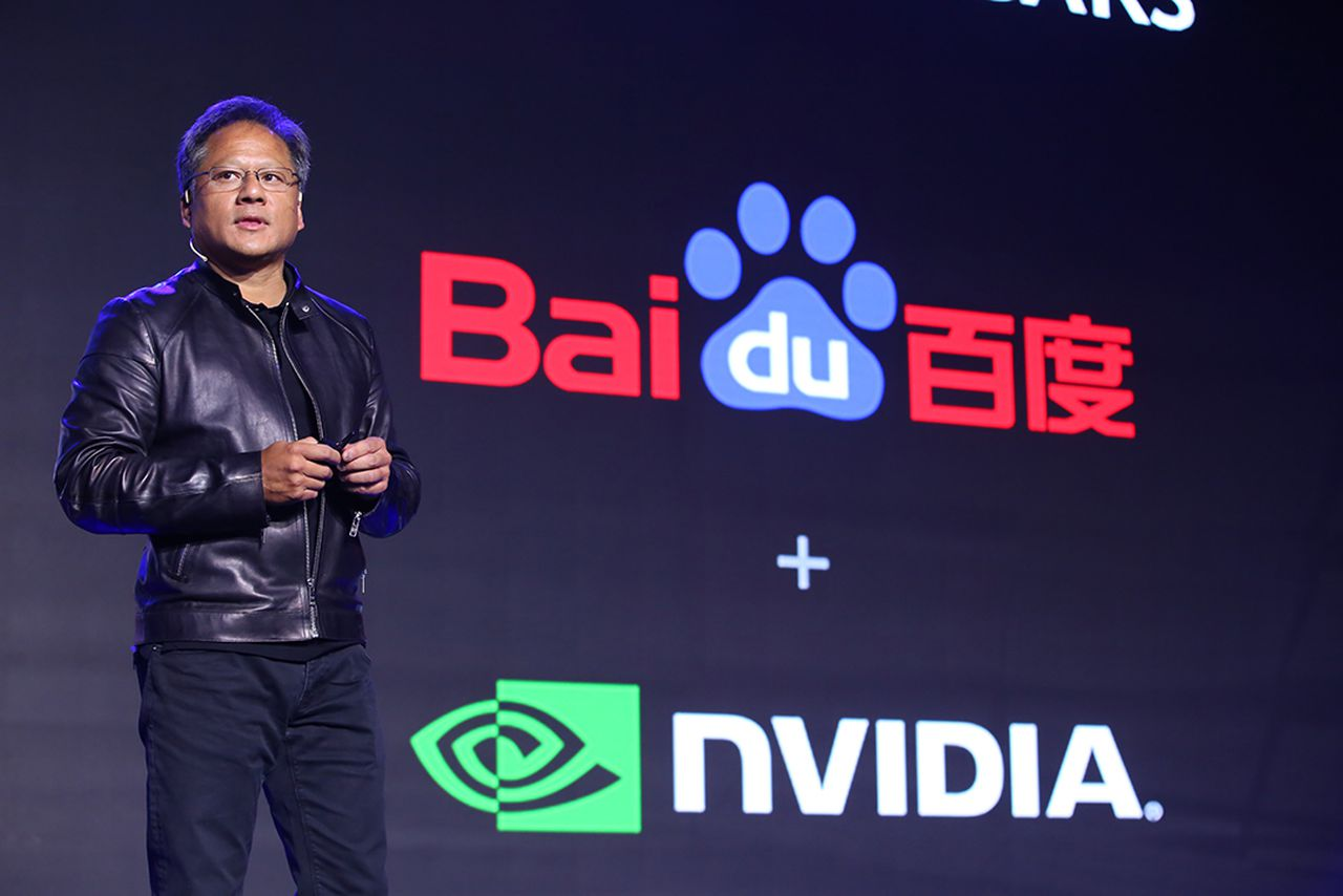 Baidu gets approval to test self-driving cars in California