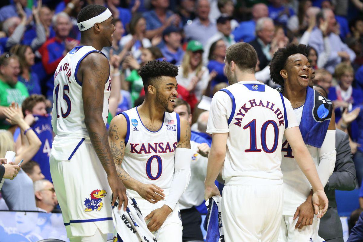 Uk Basketball: March Madness 2017, Kansas Vs. Michigan State: Tipoff Time