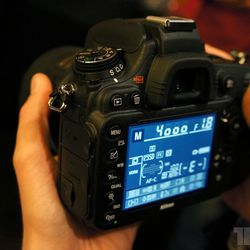 nikon d600 hands on pictures