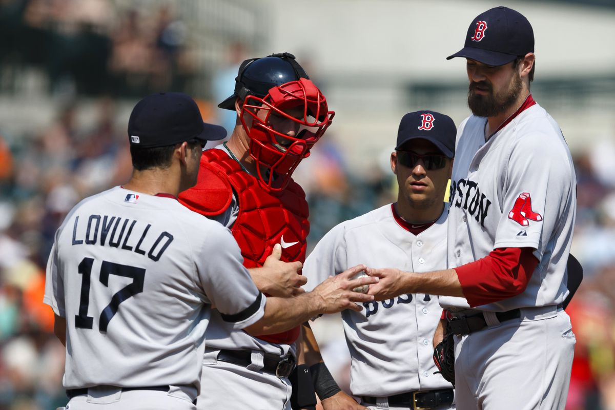 is torey lovullo the answer bless you boys bench coach torey lovullo takes the ball from andrew miller in detroit 23 2013 rick osentoski usa today sports