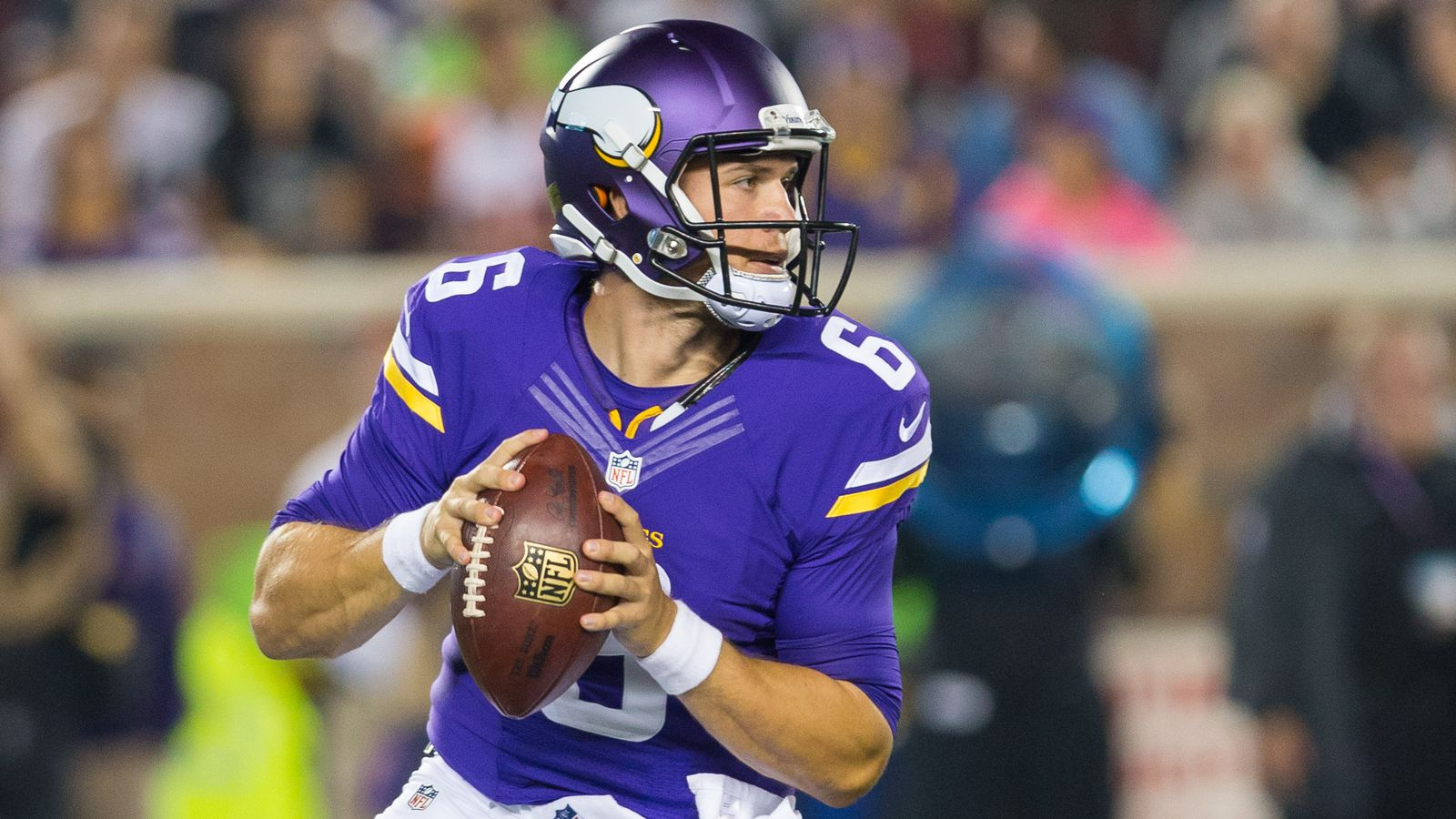 Vikings Backup Qb Out 3 Months After Getting Injured