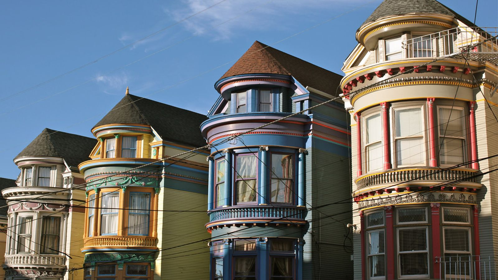 A mapped introduction to san francisco 39 s many varieties of for San francisco modern homes