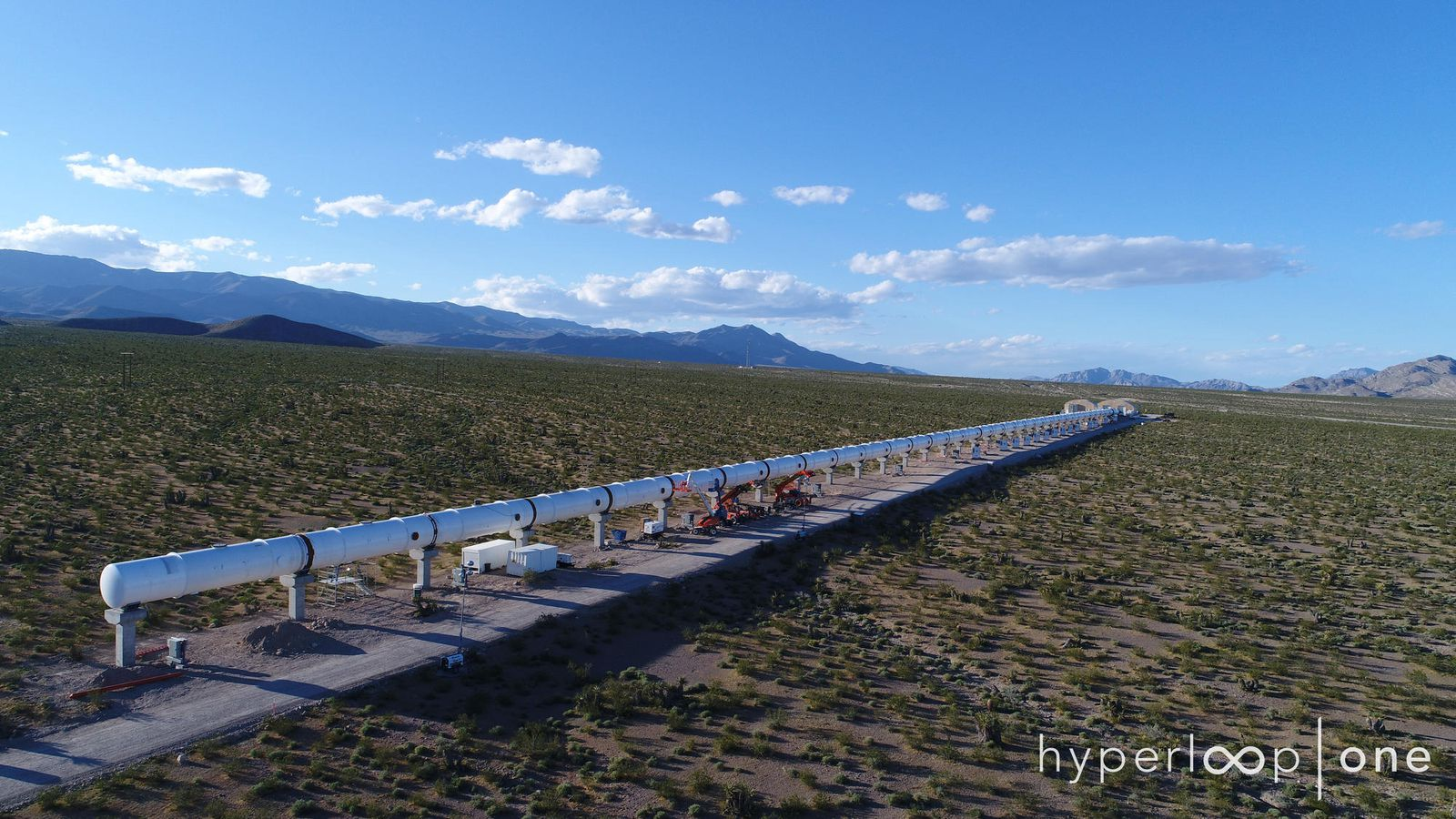 Cities want to believe in the hyperloop because US infrastructure is so bad