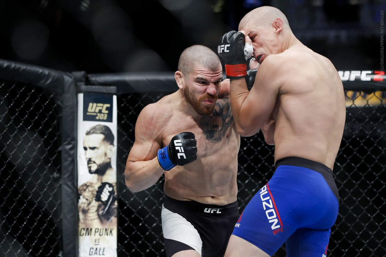 community news, UFC on FOX 21 bonuses: Jim Miller, Joe Lauzon earn Fight of the Night again