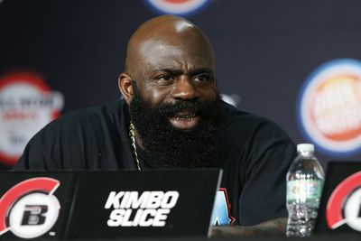 community news, Report: Kimbo Slice to headline Bellator tentpole event in February