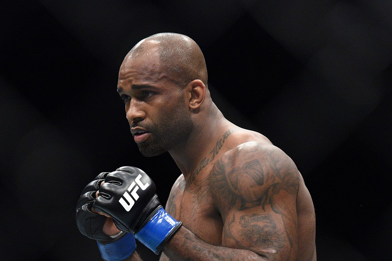 Jimi Manuwa vs. Corey Anderson scheduled for UFC Fight Night 108 in London on Mar. 18