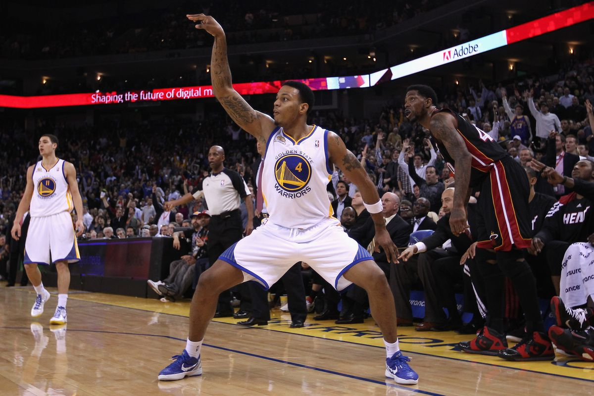 warriors season review brandon rush s up and down career ezra shaw getty images