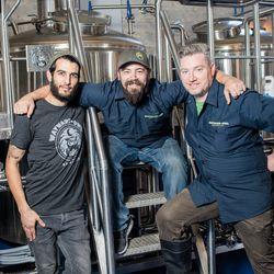 Inside Wayward Owl Brewing Co.