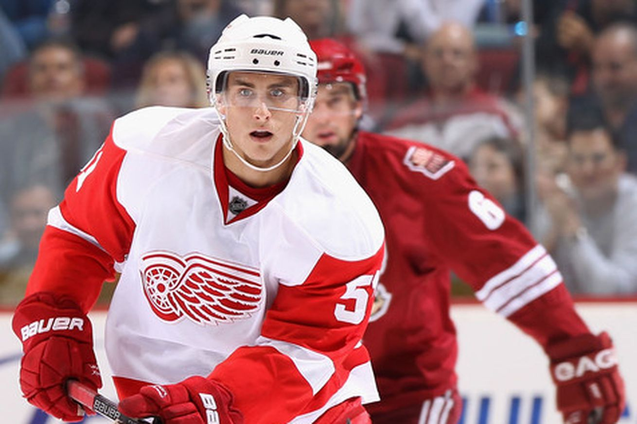Valtteri Filppula injury: Red Wings forward expected to return Wednesday night - SBNation.com