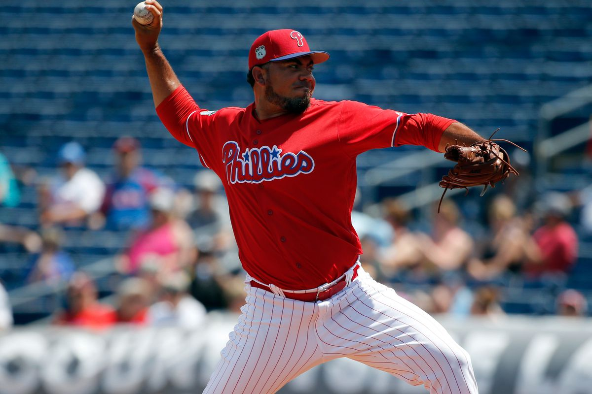 Record 12-run first inning helps Phillies rout Nats 17-3