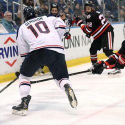 Northeastern Huskies vs UConn Huskies
