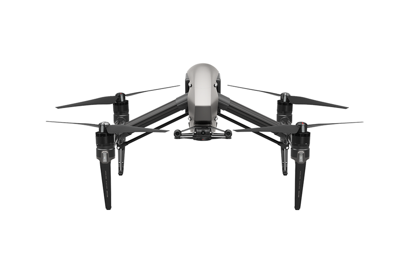 dji reduces the maximum speed of its new inspire 2 drone