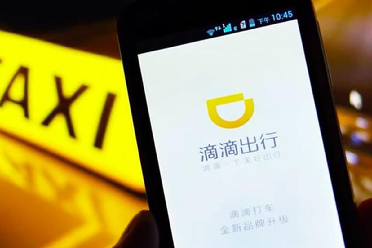 Didi Launches English Ride-Hailing Services In China