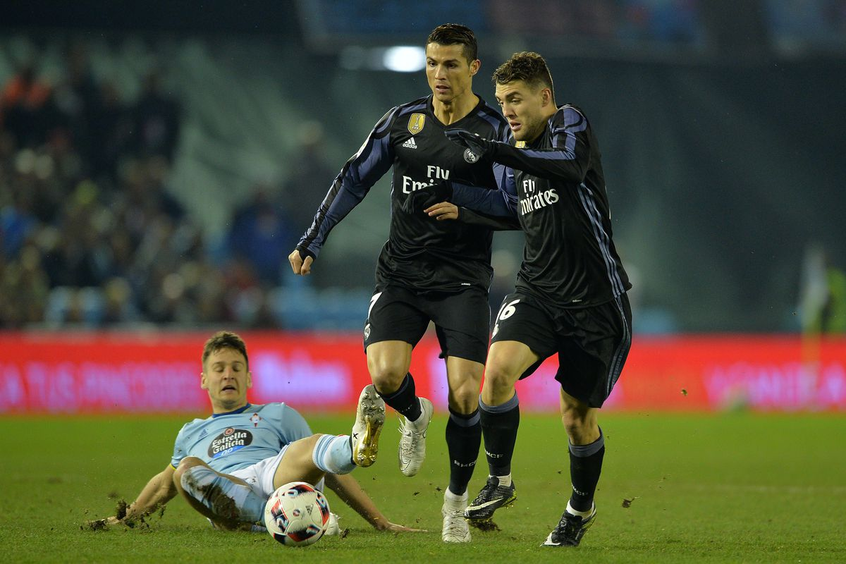 Real Madrid looking to edge Barcelona out in title race
