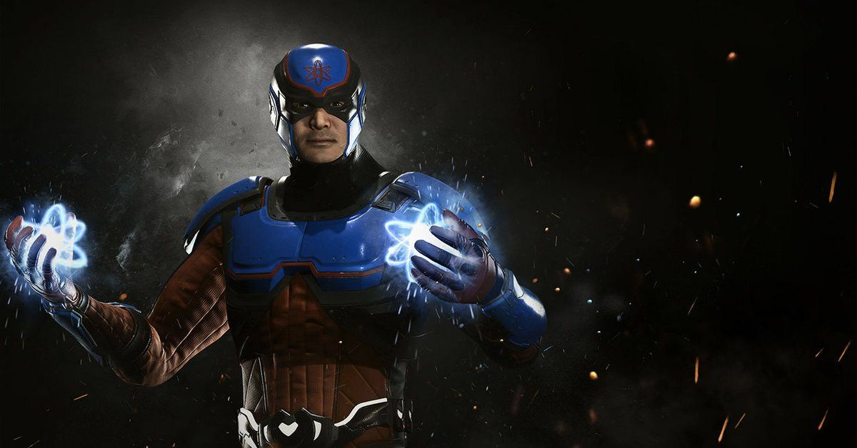 injustice 2 is bringing atom to the fight polygon