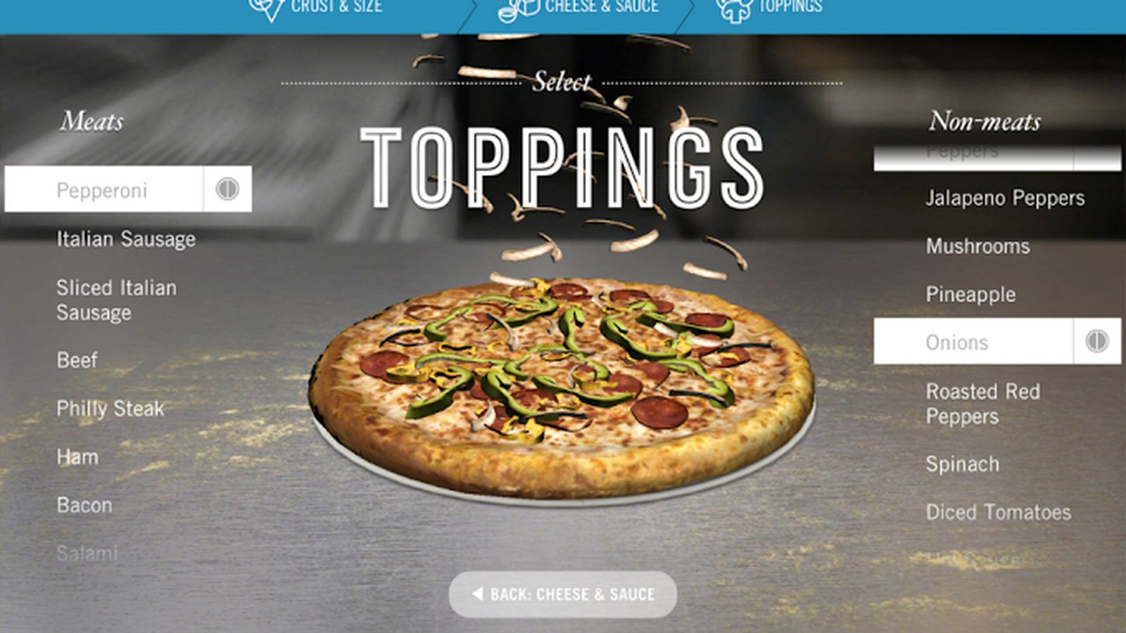 Domino's app coupon code
