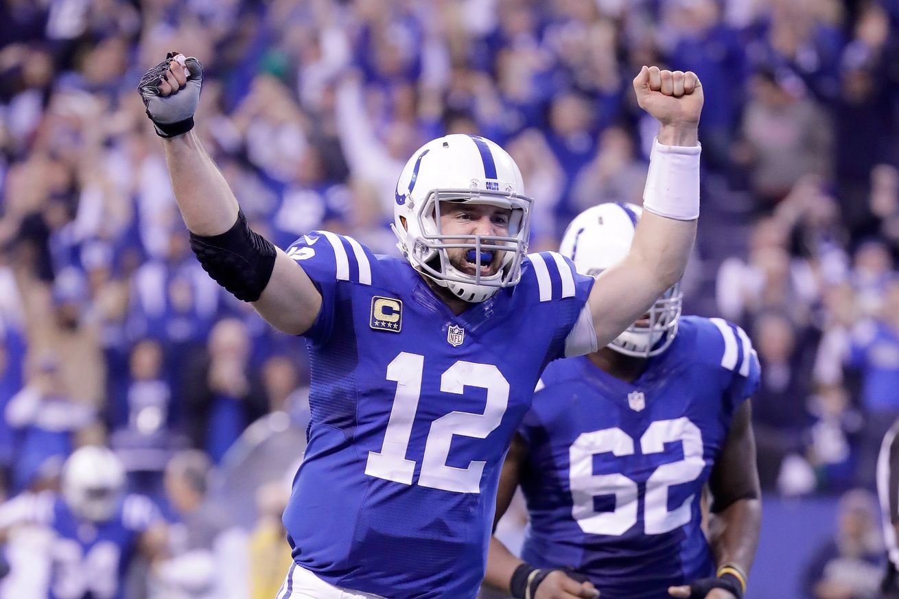 Colts 2016 season in review: Week 17 win over the Jaguars