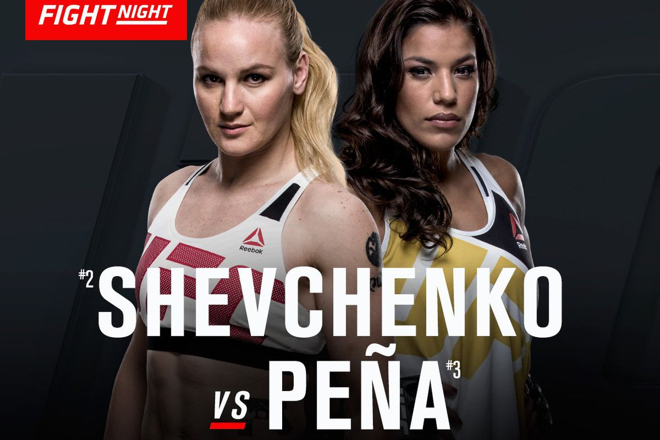 Image result for valentina shevchenko vs pena