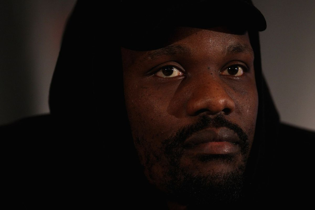 dereck chisora brawls with and threatens to kill david