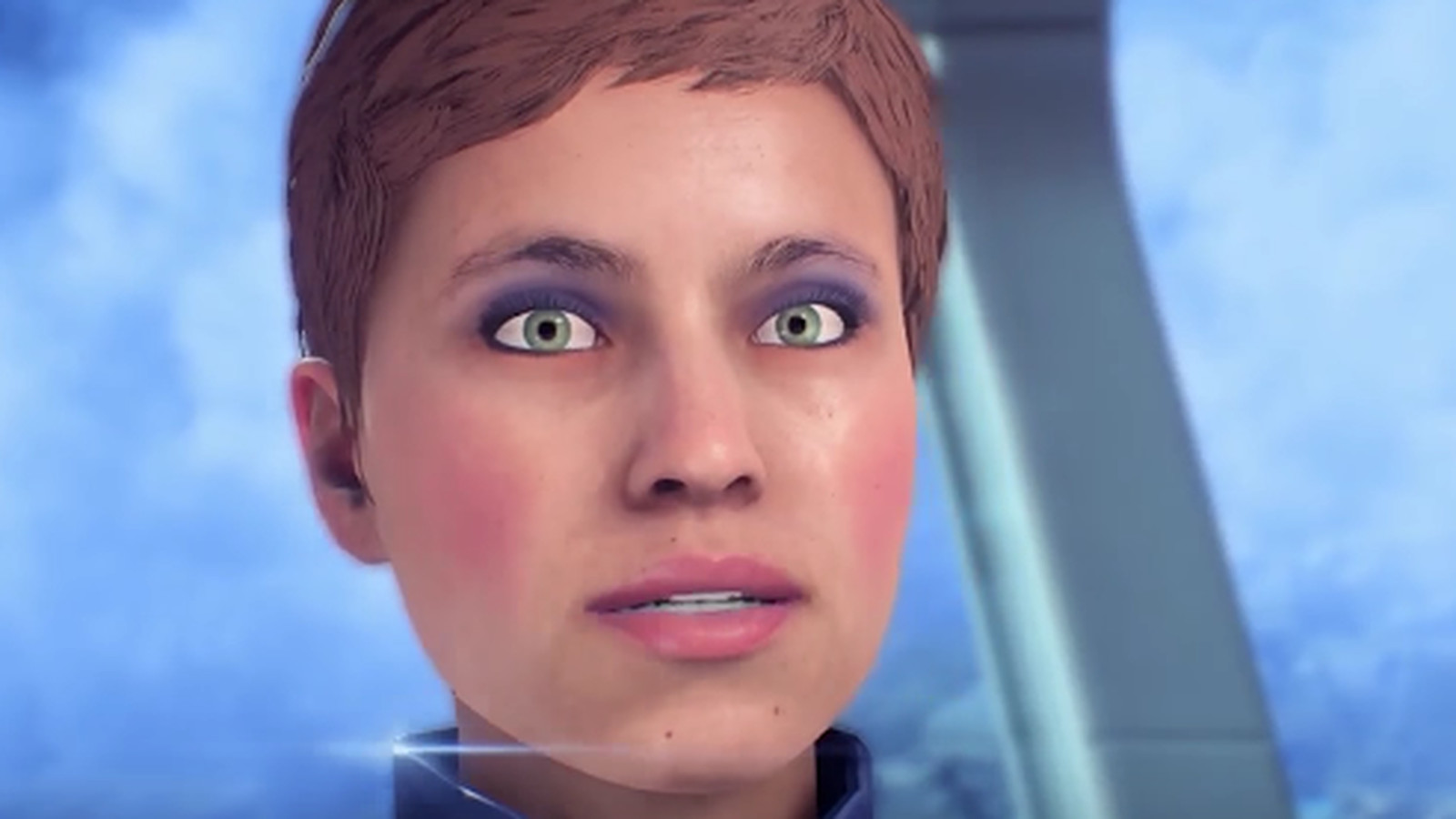Mass Effect: Andromeda's weird animations won't get fixed with day-one patch