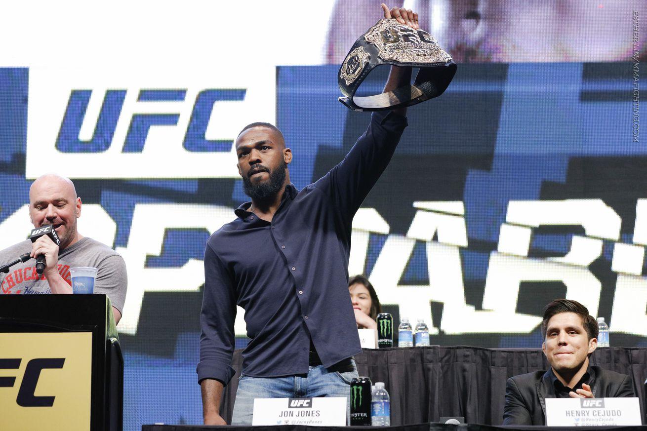 community news, Fightweets: Should Jon Jones get an immediate title shot?