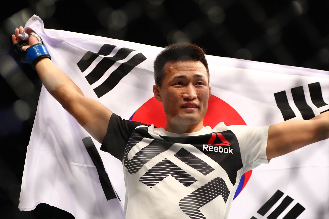 community news, UFC Fight Night 104, the Morning After: UFC to return to Korea, Nate Diaz LOL's at Dana's fight offer