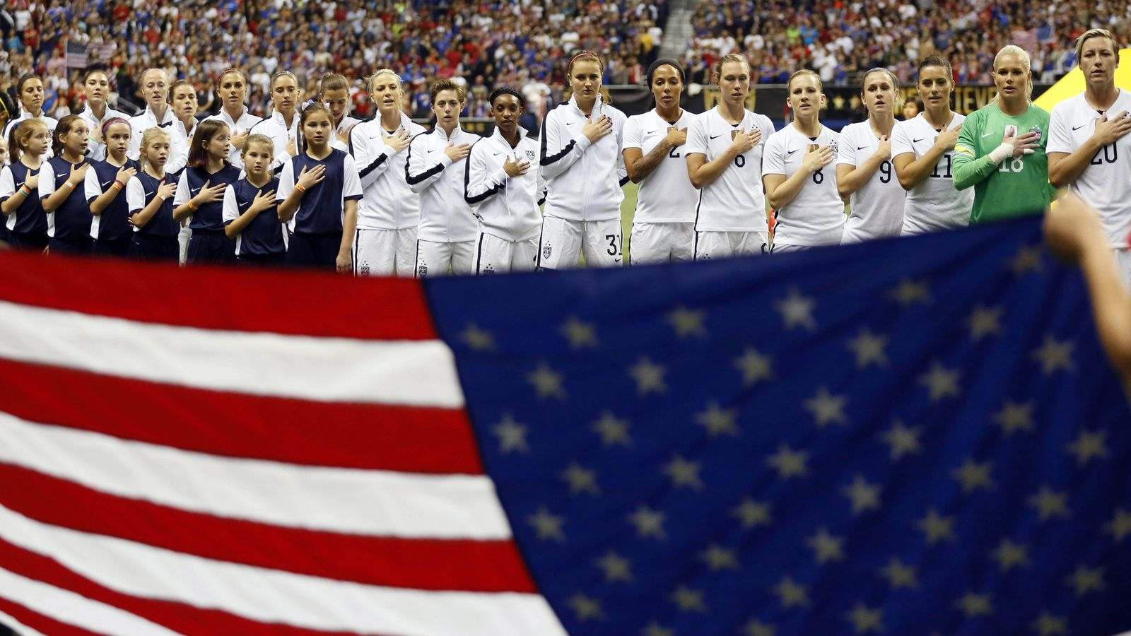 megan rapinoe and the politics of sports stars and stripes fc