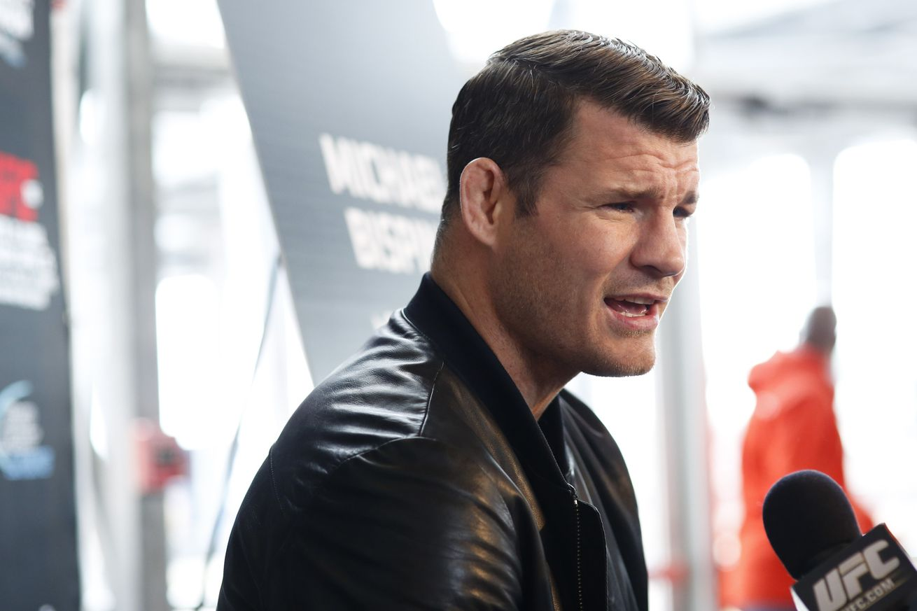 Michael Bisping on quest for big money UFC fights: 'I see others making millions and that pisses me off'