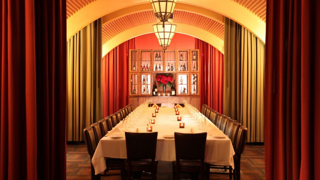Awesome restaurants for your wedding in 17 u s cities eater for Best private dining rooms minneapolis