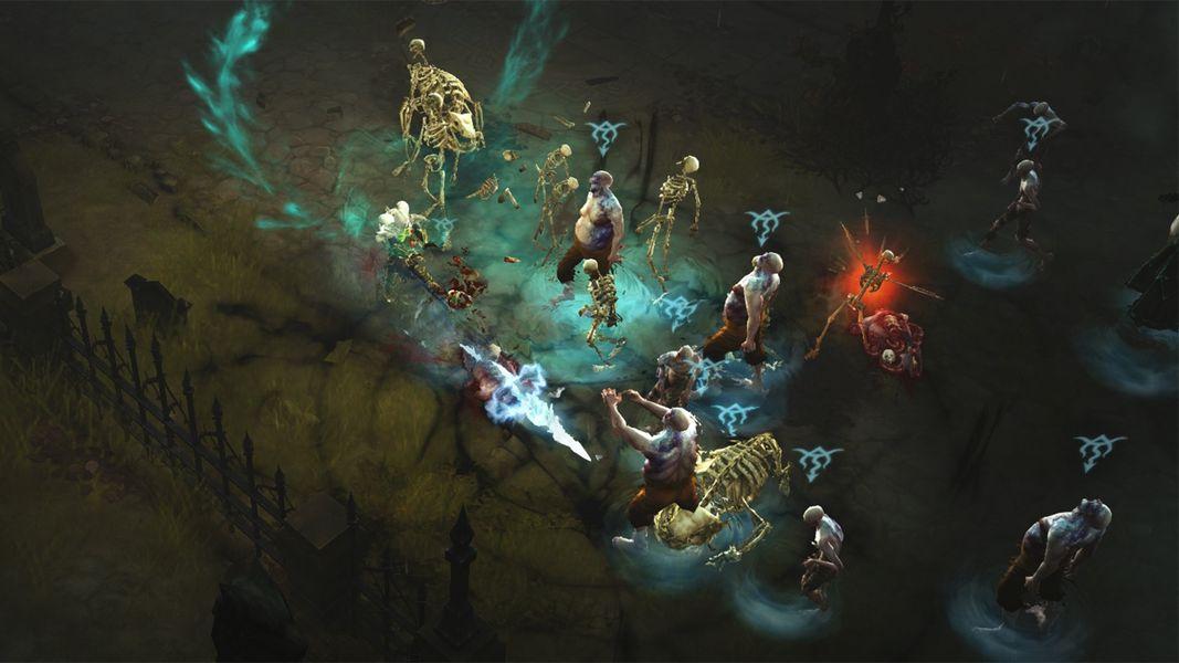 Diablo  Necromancer Build Bone Spear