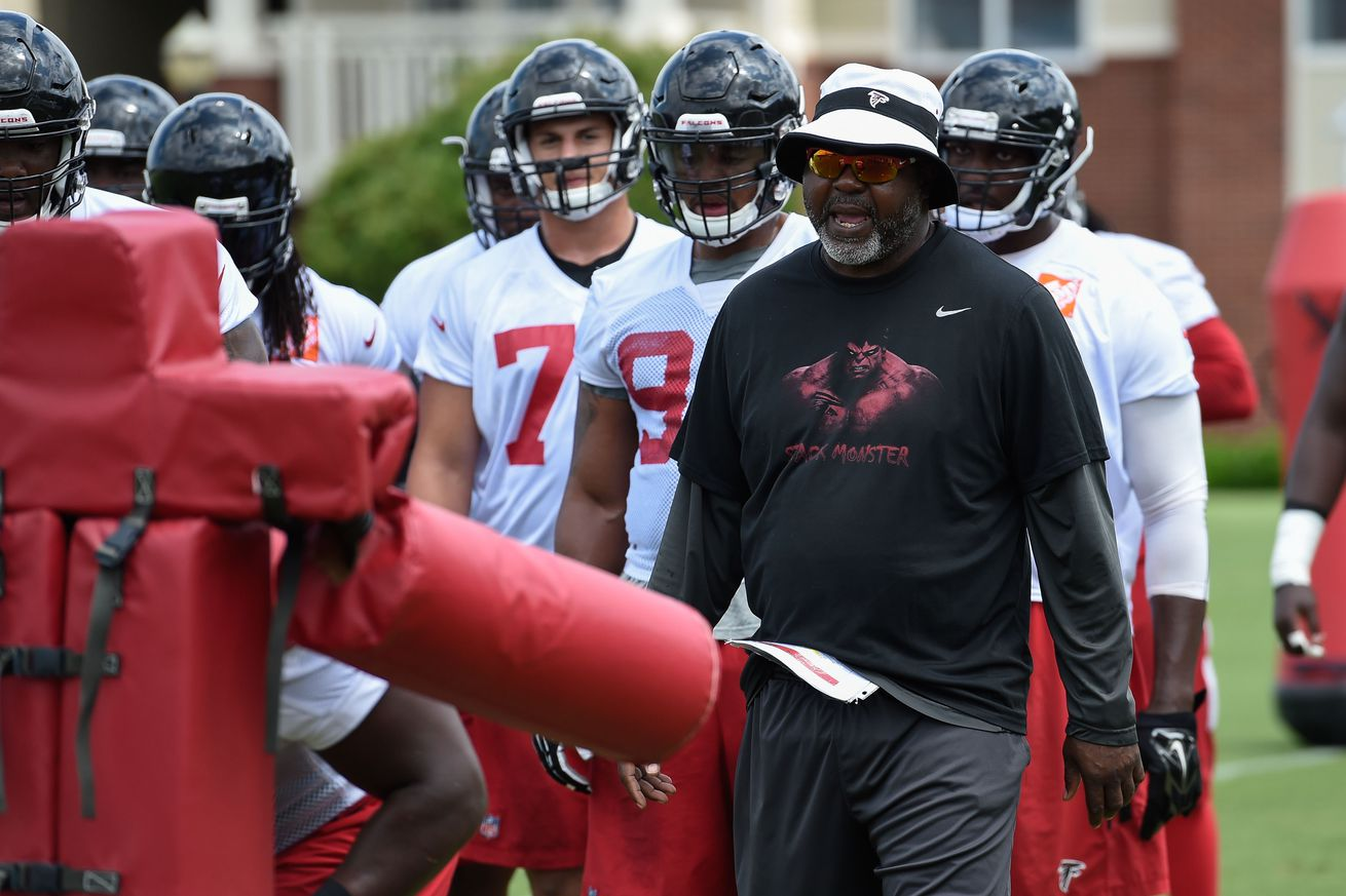 Former Falcons coach Bryan Cox has a guess as to why he was fired