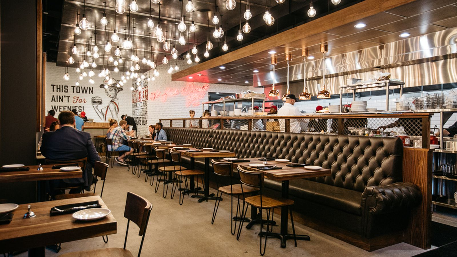 The Early Word On Glitzy Downtown Newcomer Townhouse