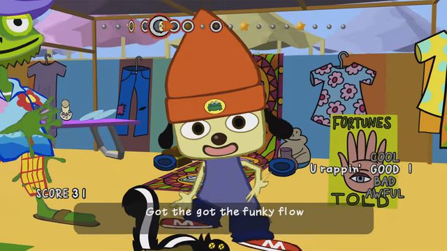 PaRappa the Rapper, LocoRoco and Patapon coming to PS4