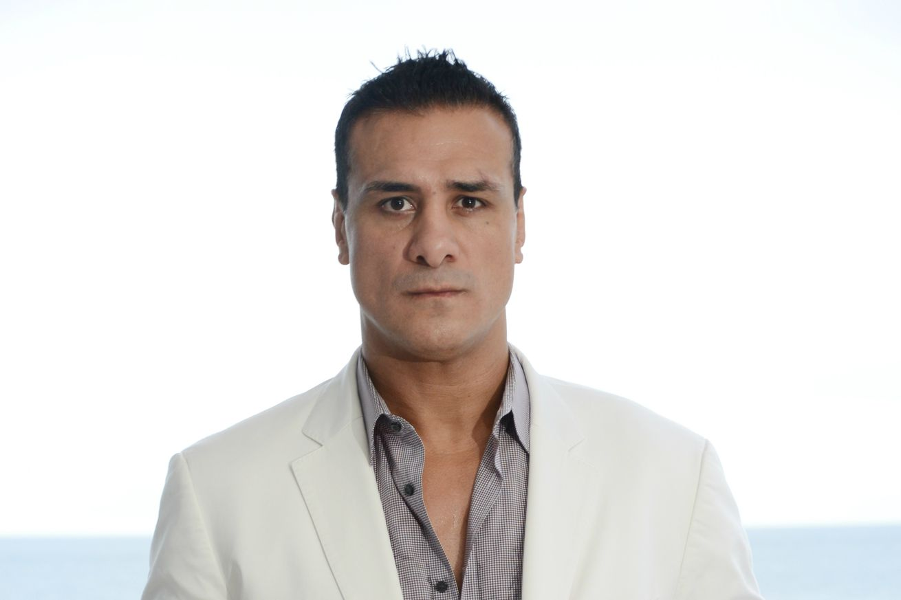The latest chapter in Alberto Del Rio's life is being an MMA executive
