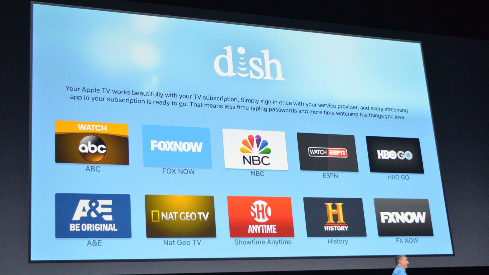 how to add youtube to apple tv