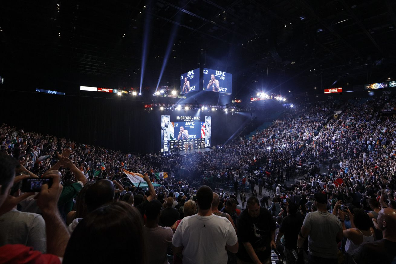 New provisions on returning athletes among changes to UFC anti doping policy